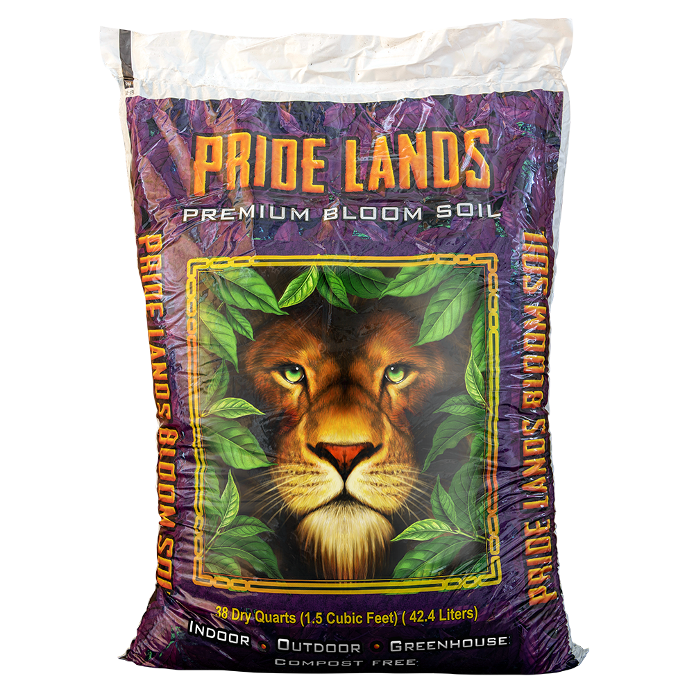 Pride Lands Premium Bloom Soil